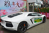 Manager Drives Lamborghini To Deliver Food