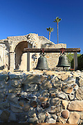 The Historic Mission San Juan Capistrano