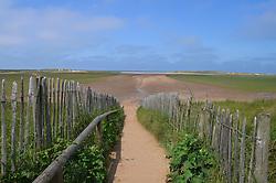 Holkham Bay, Norfolk, UK