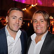 NLD/Amsterdam/20121013- LAF Fair 2012 VIP Night, Rob Witschge en Richard Witschge