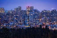 Foggy Vancouver @ Dawn