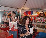 Irina Panteava, Aida Turturro.Kids For Kids Carnival To Benefit The Elizabeth Glaser.Pediatrics AIDS Foudation.Wollman Rink, Central park.New York, NY.April 30, 2001.Photo By CelebrityVibe.com..