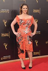 Kether Donohue bei der Ankunft zur Verleihung der Creative Arts Emmy Awards in Los Angeles / 110916 <br /> <br /> *** Arrivals at the Creative Arts Emmy Awards in Los Angeles, September 11, 2016 ***
