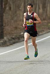 2013 Boston Marathon: Robin Watson, Canada