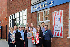 190606 - Lincoln City | trophy High Street tour
