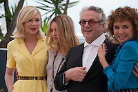 at the Members of the Jury photo call at the 69th Cannes Film Festival Wednesday 11th May 2016, Cannes, France. Photography: Doreen Kennedy