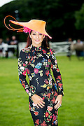 Mandy Maher Catwalk Models who judged the best dressed at the 93rd annual Connemara Pony show in Clifden Co. Galway  Photo:Andrew Downes, XPOSURE <br />   Photo: Andrew Downes, Xposure.