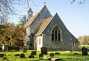 Village parish church Saint Mary Magdalene, Woodborough, Wiltshire, England, UK