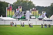 Nederland, Nijmegen, 4-9-2011Het terrein in het Goffertpark waar het dance evenement Dance at the Park gehouden wordt.Foto: Flip Franssen/Hollandse Hoogte
