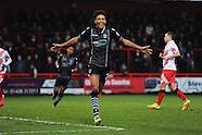 Stevenage v Colchester United 311216