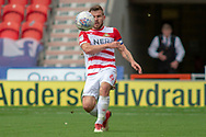 Doncaster Rovers defender Andrew Butler during the EFL Sky Bet League 1 match between Doncaster Rovers and Bradford City at the Keepmoat Stadium, Doncaster, England on 22 September 2018.