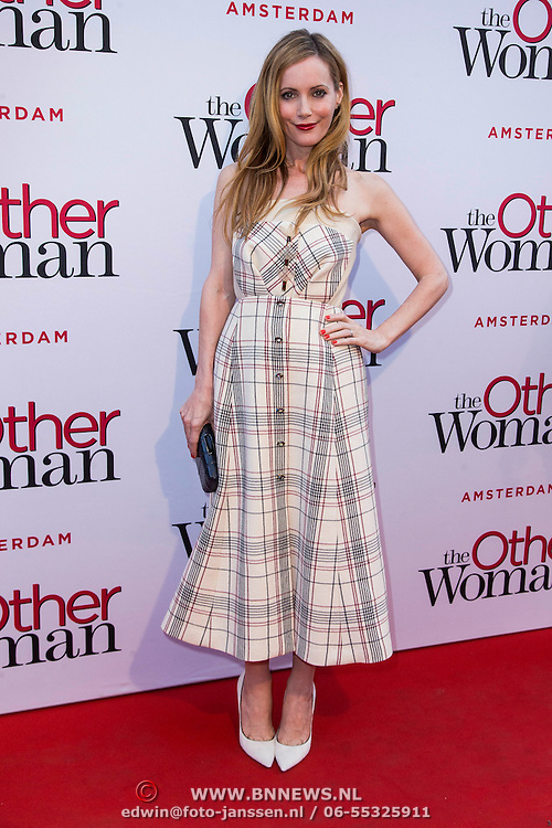 NLD/Amsterdam//20140401 - Filmpremiere The Other Woman, Leslie Mann