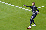 Manuel Neuer of Germany warms up during the UEFA Euro 2020, Group F football match between Portugal and Germany on June 19, 2021 at Allianz Arena in Munich, Germany - Photo Andre Weening / Orange Pictures / ProSportsImages / DPPI