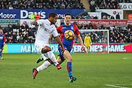 Swansea City v Crystal Palace 261116