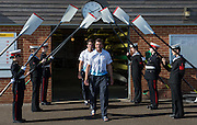 Caversham. Berkshire. UK<br /> GBR M2-, Alan SINCLAIR and Stewart INNES<br /> 2016 GBRowing European Team Announcement,  <br /> <br /> Wednesday  06/04/2016 <br /> <br /> [Mandatory Credit; Peter SPURRIER/Intersport-images]