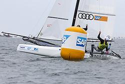 , Kiel - Kieler Woche 20. - 28.06.2015, Nacra 17 - GER 211 - Kohlhoff, Paul