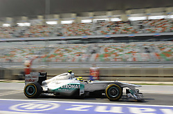 28.10.2011, Jaypee-Circuit, Noida, IND, F1, Grosser Preis von Indien, Noida, im Bild Nico Rosberg (GER), Mercedes GP // during the Formula One Championships 2011 Large price of India held at the Jaypee-Circui 2011-10-28  EXPA Pictures © 2011, PhotoCredit: EXPA/ nph/  Dieter Mathis        ****** only for AUT, SLO,POL ******