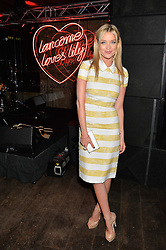 LAURA WHITMORE at the Lancôme pre BAFTA party held at The London Edition, 10 Berners Street, London on 14th February 2014.