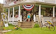 Northcentral Pennsylvania, Antique shop, US Route #6, Potter Co., PA