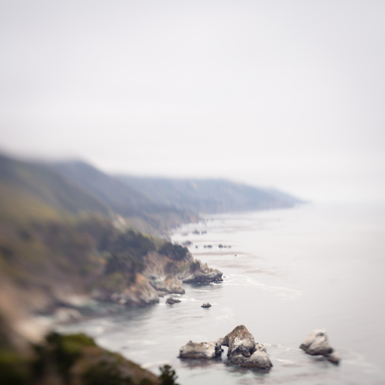 Pacific Coast, Seascape No.7