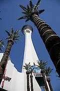 The Strip, Las Vegas, Nevada.The Statosphere, The Strip, Las Vegas, Nevada.