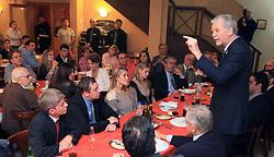 José Fortunati participa do encontro de mobilização do PP - Partido Progressista, em apoio a sua candidatura a reeleição a prefeitura de Porto Alegre. FOTO: Luis Gonçalves / Preview.com, DIVULGAÇÃO