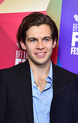 James Righton attending the Benjamin Premiere as part of the BFI London Film Festival at BFI in London.
