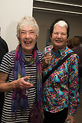LOLA GIBSON; VIV PARR, Opening of the Martin Parr Foundation party,  Martin Parr Foundation, 316 Paintworks, Bristol, BS4 3 EH  20 October 2017