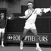 NLD/Hilversum/19900727 -Melkhuisje 1990  Emilio Sanchez - Tom Nijssen