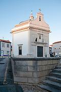 Capela de Sao Goncalinho the patron saint of Aveiro, Portugal