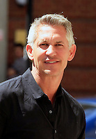 Gary Lineker, Celebrities at the BBC, London UK, 16 July 2014, Photo by Mike Webster