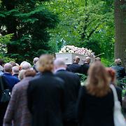 NLD/Amsterdam/20110729 - Uitvaart actrice Ina van Faassen, ,