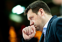 Goran Jagodnik of Sixt Primorska during basketball match between KK Sixt Primorska and KK Petrol Olimpija in semifinal of Spar Cup 2018/19, on February 16, 2019 in Arena Bonifika, Koper / Capodistria, Slovenia. Photo by Vid Ponikvar / Sportida