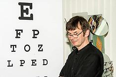 Ian Rankin urges more eye tests | Glasgow | 18 September 2017