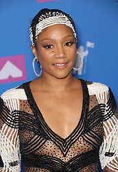 August 21, 2018 - New York City, New York, USA - 8/20/18.Tiffany Haddish at the 2018 MTV Video Music Awards held at Radio City Music Hall in New York City..(NYC) (Credit Image: © Starmax/Newscom via ZUMA Press)