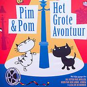 NLD/Amsterdam/20140405 - Filmpremiere Pim & Pom,