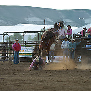 17-J14-WY HS Fnls Thrs 2nd go Saddle Bronc