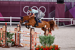 Thieme Andre, GER, DSP Chakaria, 346<br /> Olympic Games Tokyo 2021<br /> © Hippo Foto - Dirk Caremans<br /> 01/08/2021