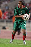 Fotball<br /> Foto: imago/Digitalsport<br /> NORWAY ONLY<br /> <br /> 08.10.2005  <br /> Badr el Kaddouri (Marokko)<br /> Dinamo Kiev