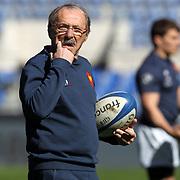20190315 Rugby, 6 Nazioni : Captain's run