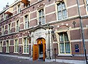Binnenhof nummer 19, Den Haag, Ministerie van Algemene Zaken  -  The Ministry of General Affairs at Binnenhof number 19, The Hague, The Netherlands