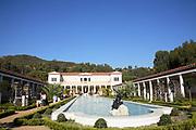 The Getty Villa, Outer Peristyle, Malibu, California