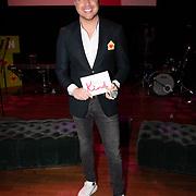 NLD/Amsterdam/20200129 - Hartenhuis Awards 2020, Jamai Loman