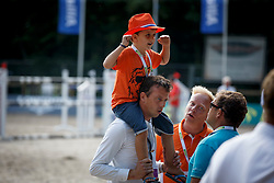 Smolders Harrie, and son<br /> Furusiyya FEI Nations Cup presented by Longines<br /> CHIO Rotterdam 2016<br /> © Hippo Foto - Dirk Caremans<br /> 24/06/16