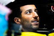 August 29-Sept, 2019: Belgium Grand Prix. Daniel Ricciardo (AUS), Renault Sport Formula One Team, R.S.19