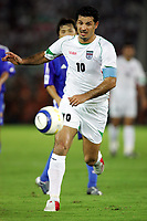 Ali Daei (IR),<br /> AUGUST 17, 2005 - Football : Ali Daei of Iran in action during the 2006 FIFA World Cup Germany Preliminary Competition -Group B- between Japan 2-1 IR Iran in at the International Stadium Yokohama, Kanagawa  <br /> (Photo by YUTAKA/AFLO/Digitalsport) <br /> Norway only