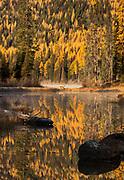 Marshall Lake, Montana.