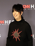 December 17, 2017-New York, NY-United States: Songwriter Diane Warren attends the 11th Annual CNN Heroes All-Star Tribute held at the American Museum of Natural History on December 18, 2017 in New York City. The All-Star Tribute ceremony honors everyday people changing the world. Terrence Jennings/terrencejennings.com