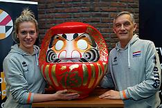 20200106 NED: CEV Tokyo Volleyball European Qualification Women, Apeldoorn