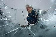 Ice Fishing<br /> <br /> Viktor Vrbovsky/Engbretson Underwater Photography
